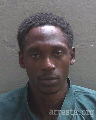 Arthur Alexis Arrest Photo