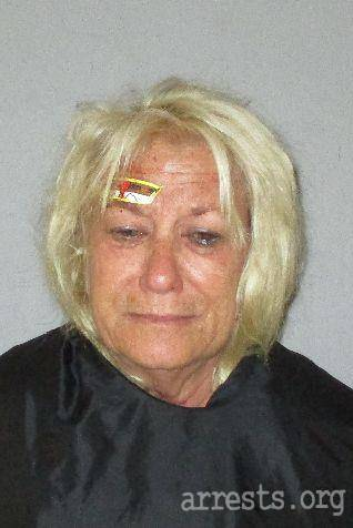 Sharon Arnett Arrest Photo
