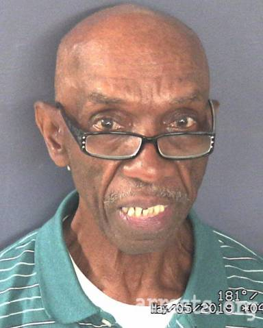 Charles Anderson Arrest Photo