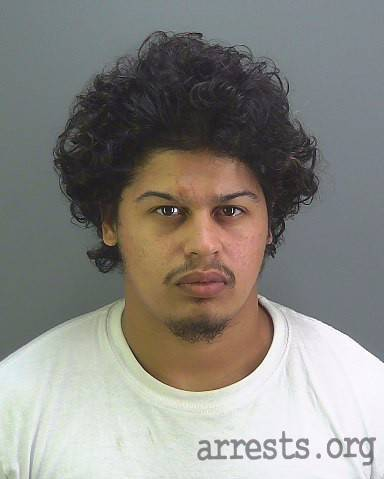 Russell Rodriguez Arrest Photo