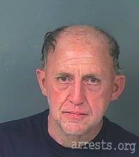 Charles Highley Arrest Photo