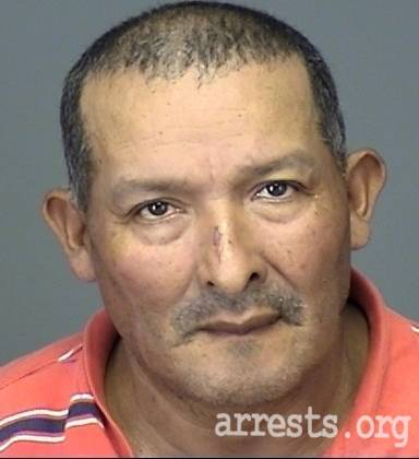 Ambrosio Rangel-martinez Arrest Photo