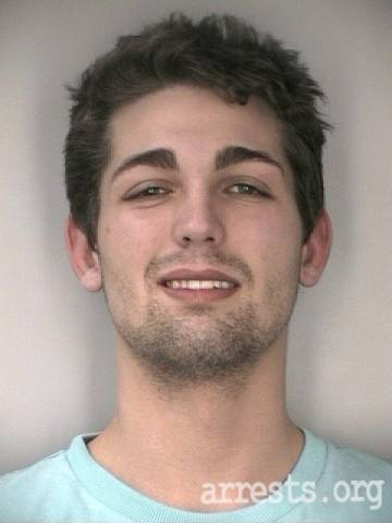 Kyle Perkins Arrest Photo