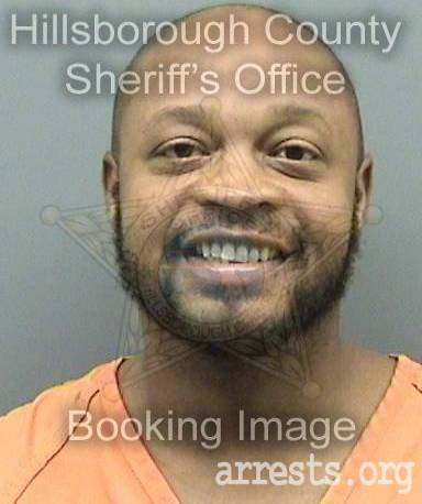Andre Williams Arrest Photo