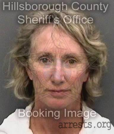 Teresa Rawe Arrest Photo