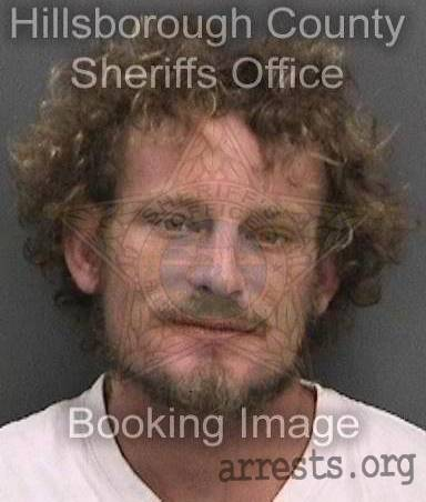Billy Cole Arrest Photo