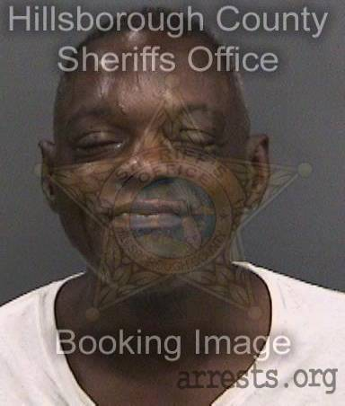 Clarence Irby Arrest Photo
