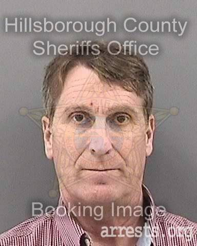 Jason Ward Arrest Photo
