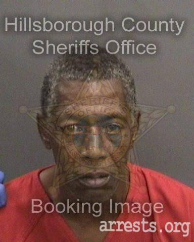 Luther Brown Arrest Photo
