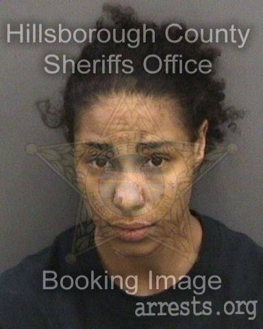 Vanessa Cabrera Arrest Photo