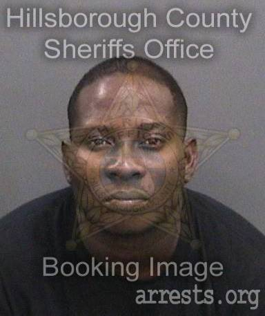 Mackenson Stlouis Arrest Photo