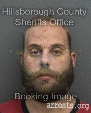 Spencer Toledo Arrest Photo