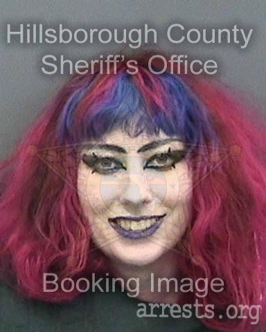 Juliana Cote Arrest Photo