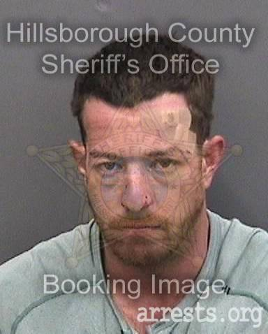 Timothy Doty Arrest Photo