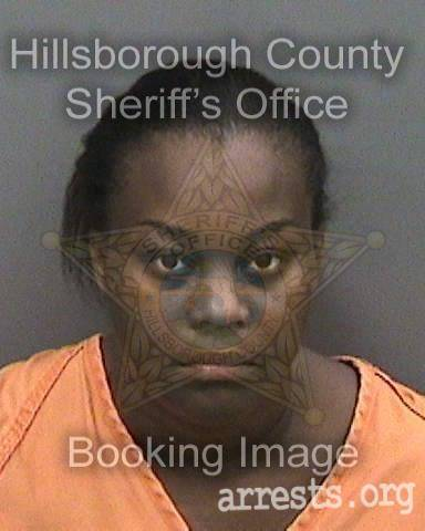 Tyeshia Waddy Arrest Photo