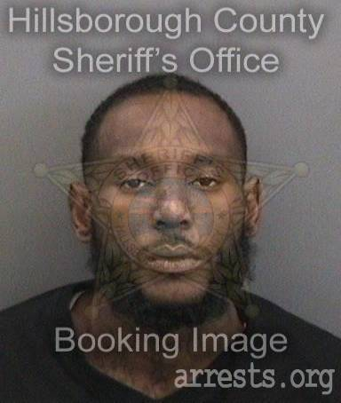Xavier Marshall Arrest Photo