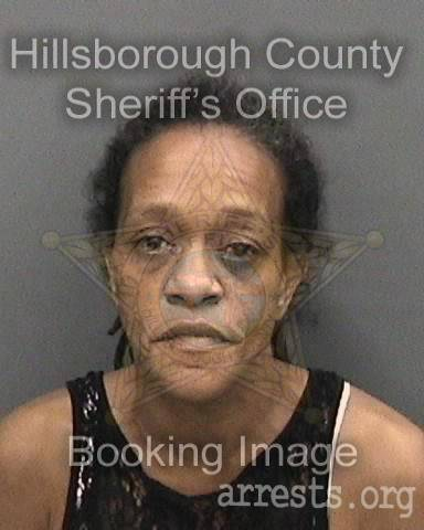 Tracie Davenport-jennings Arrest Photo