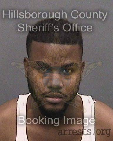 Rodriguez Frazer Arrest Photo