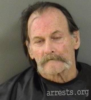 Dale Bryant Arrest Photo