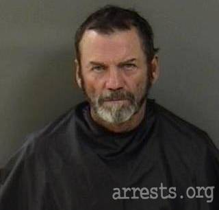 Thomas Grimes Arrest Photo