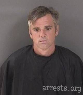 Sean Koenig Arrest Photo