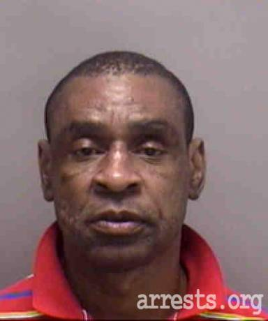 Leroy Armstrong Arrest Photo