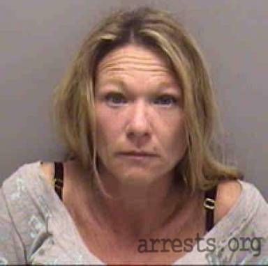 Leigh Crowell Arrest Photo