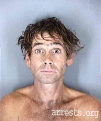 Kevin Russell Arrest Photo