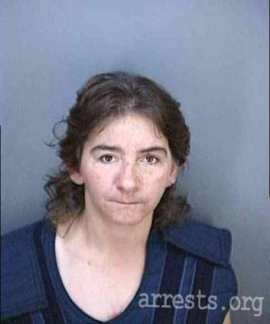 Shirley Harnum Arrest Photo