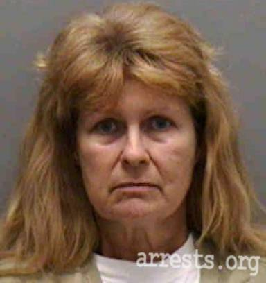 Elizabeth Thompson Arrest Photo