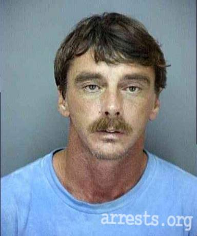 Terry Yager Arrest Photo