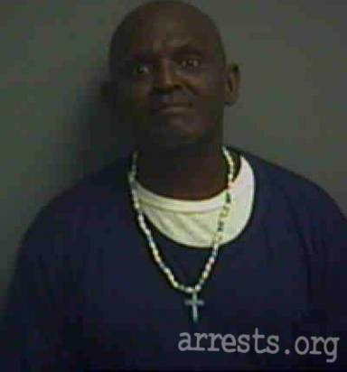 Tony Cochran Arrest Photo