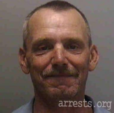 Timothy Sommers Arrest Photo
