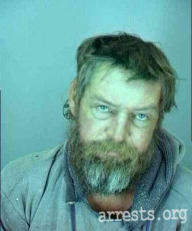 David Mcintire Arrest Photo