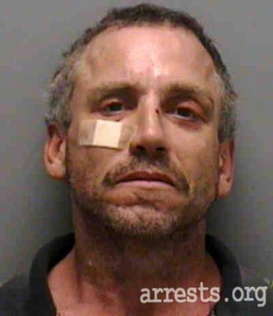 Gary Sommers Arrest Photo