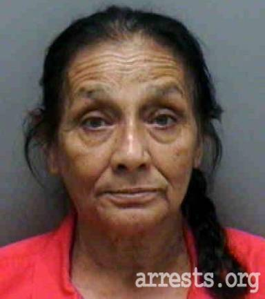 Maria Rayo Arrest Photo