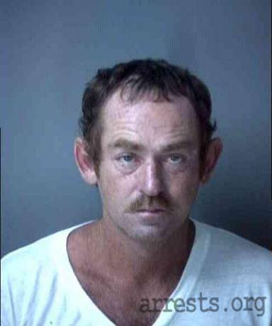 Mark Rutherford Arrest Photo