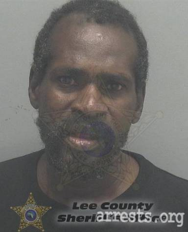 Terry Spearman Arrest Photo