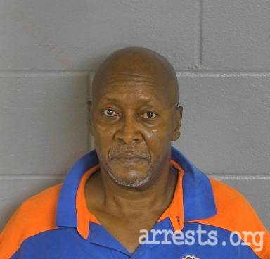 Carlton Brewton Arrest Photo