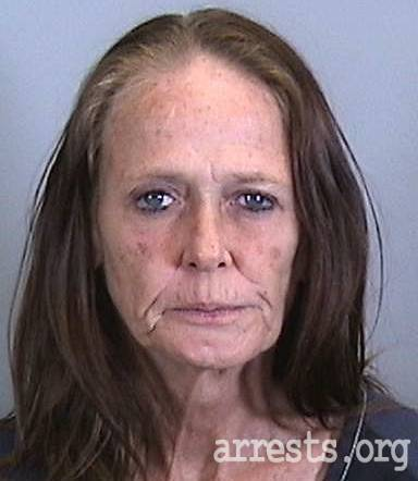 Cindy Hensley Arrest Photo