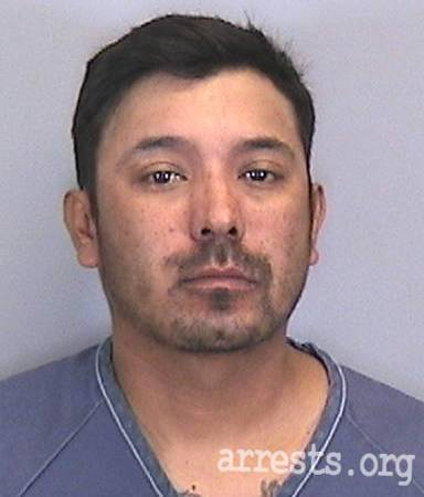 Richard Garcia Arrest Photo
