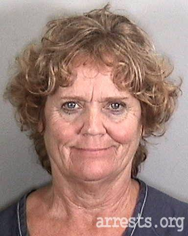 Debra Myers Arrest Photo