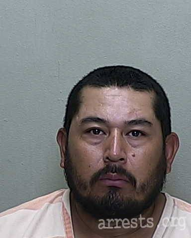 Carlos Ramirez-cetino Arrest Photo