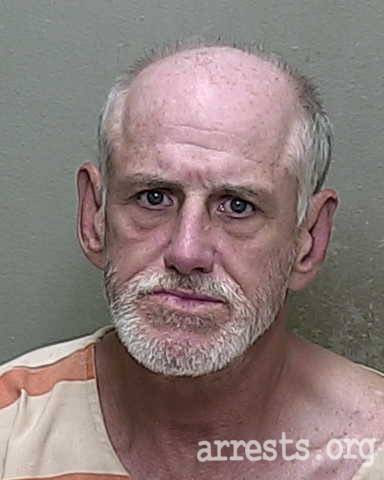 Ronald Reddick Arrest Photo