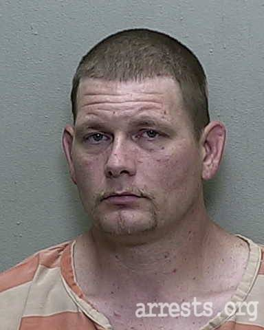 Terry French Arrest Photo