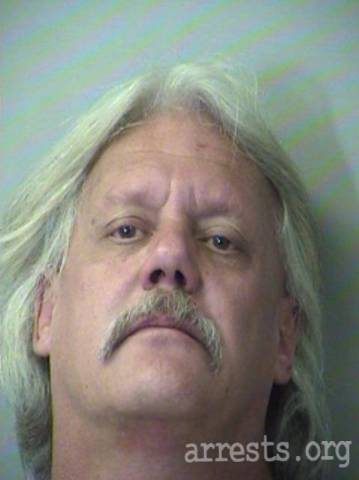 Mark Nonnenmann Arrest Photo