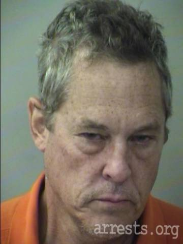 Ray Mobley Arrest Photo
