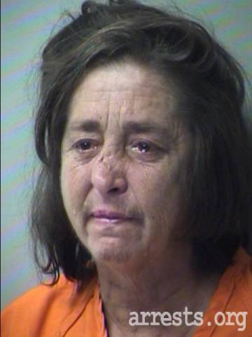 Brenda Akers Arrest Photo
