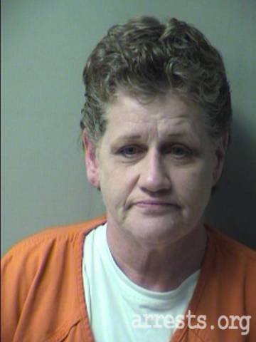 Debra Colvin Arrest Photo