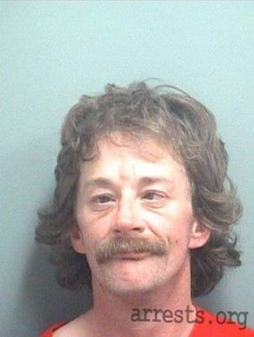 Steven Coulombe Arrest Photo